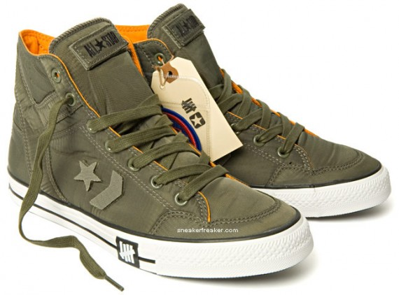 3a375359f706 CONVERSE x UNDFTD Poormans Weapon Olive - Jugrnaut